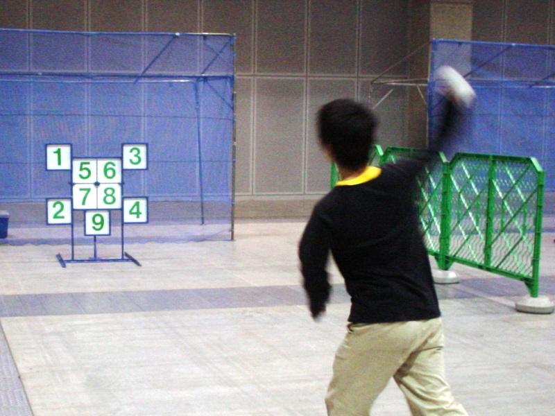 【イベントレンタル】ストライクナイン トリプル(野球)