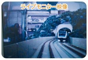 Nゲージ体験運転(ライブモニター映像)【イベントアイテム】