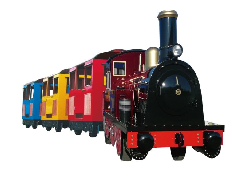 【イベントアイテム】1号機関車ロードトレイン