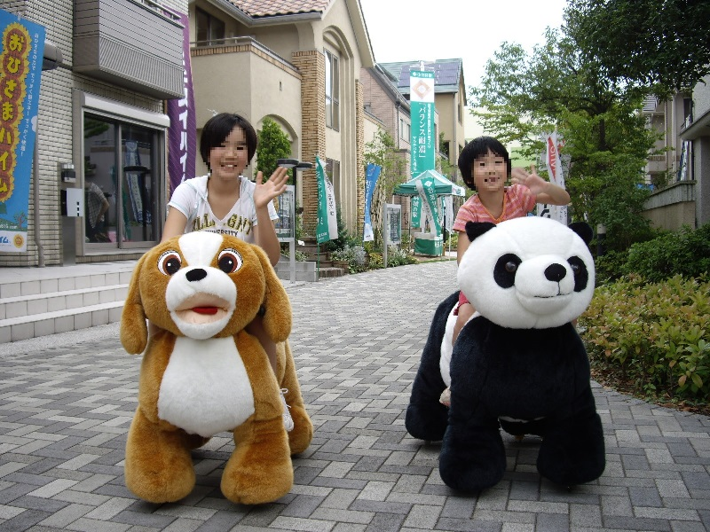 【イベントレンタル】【動物乗り物】ウォーキーアニマル