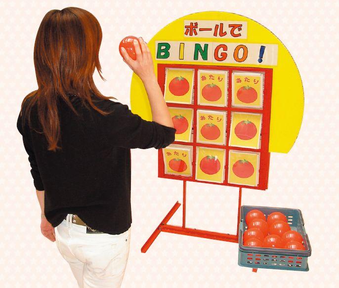 【ゲームレンタル】 ボールでBINGO!