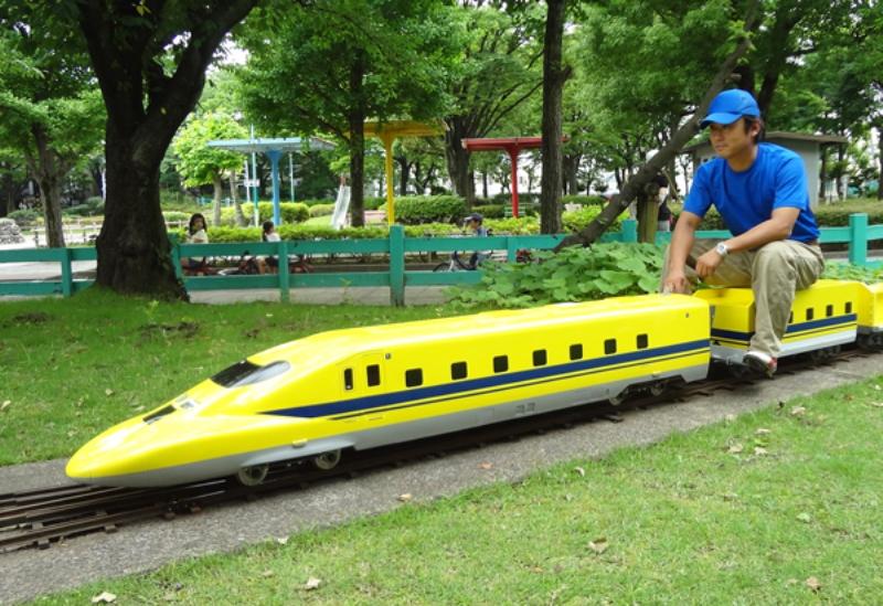 【イベントアイテム】923形ミニ新幹線 ドクターイエロー