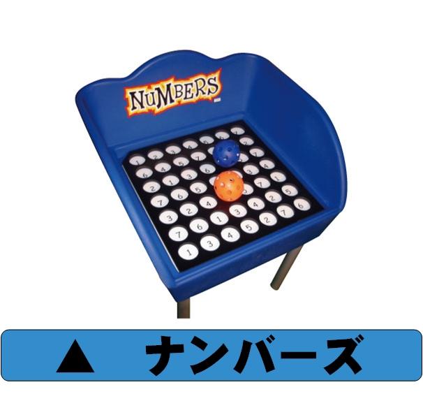 カーニバルゲーム ナンバーズ