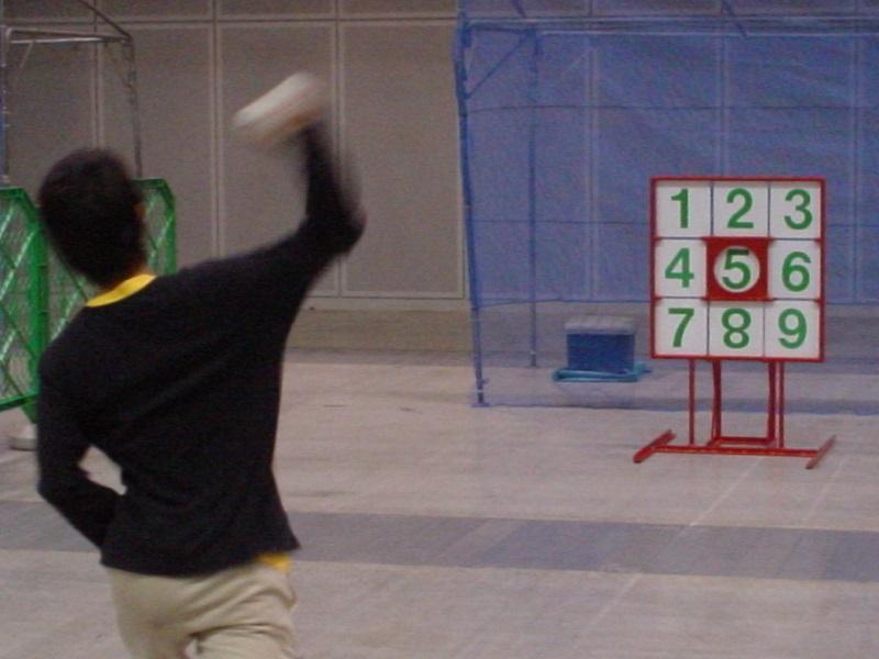 【イベントレンタル】ストライクナイン セカンド(野球)