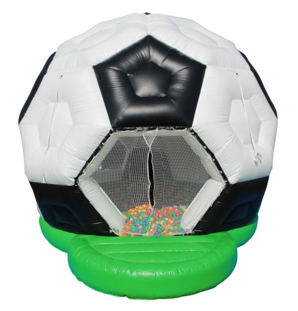 【イベントレンタル】サッカーボールのボールプール